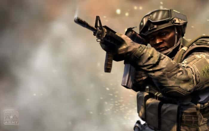 Games Like Counter-Strike - America's Army: Proving Grounds (2015)