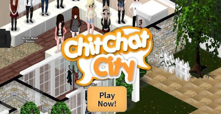 Games Like Second Life - Chit Chat City