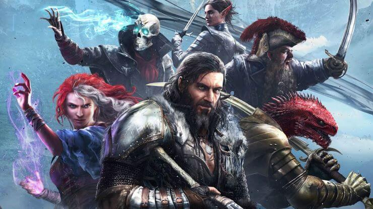 Games like Path Of Exile - Divinity: Original Sin 2
