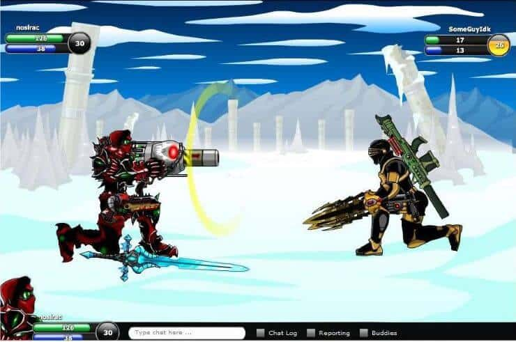 Games Like Wizard101 - Epic Duel