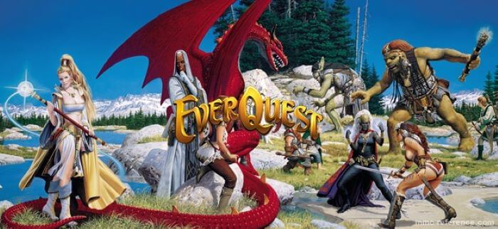 Games like Ultima Online - EverQuest