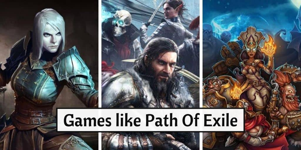 Games like Path Of Exile