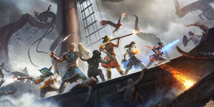 Games like Path Of Exile - Pillars Of Eternity