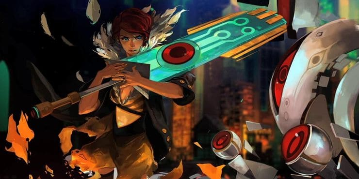 Games like Path Of Exile - Transistor