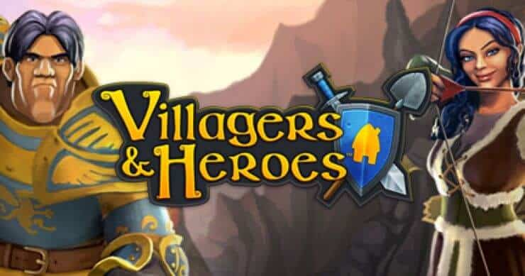 Games Like Wizard101 - Villagers and Heroes