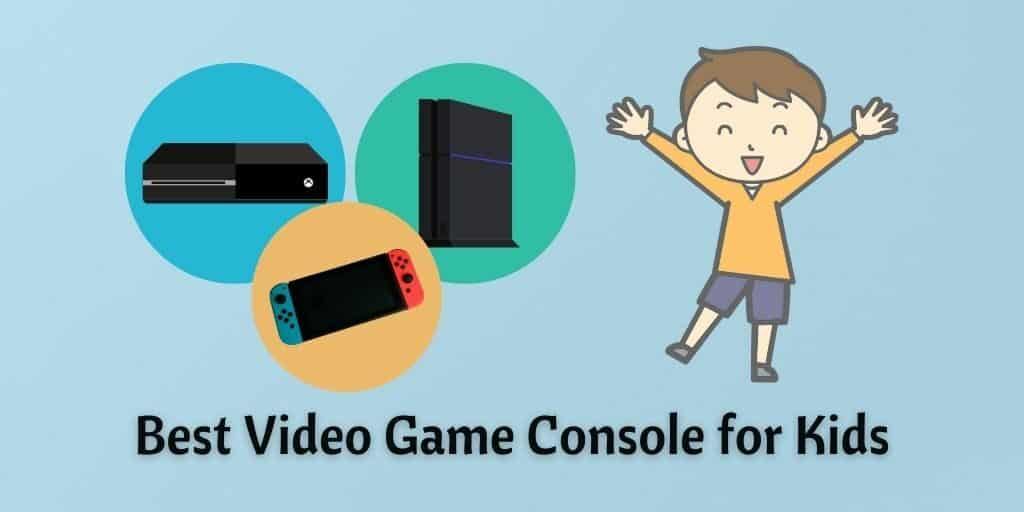 Game Console for Kids