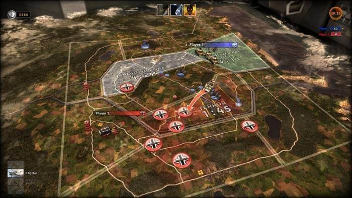 Games Like Command And Conquer - R.U.S.E.