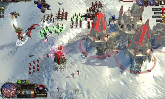 Games Like Command And Conquer - Rise of Nations: Rise of Legends