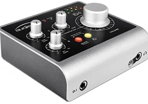 Audient iD4 Audio Interface for Mac