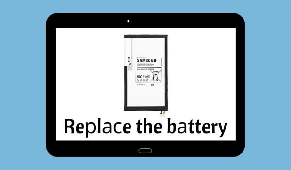 Replace Battery