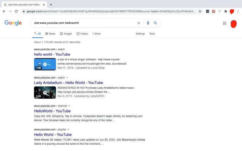 how to watch deleted YouTube videos with no url