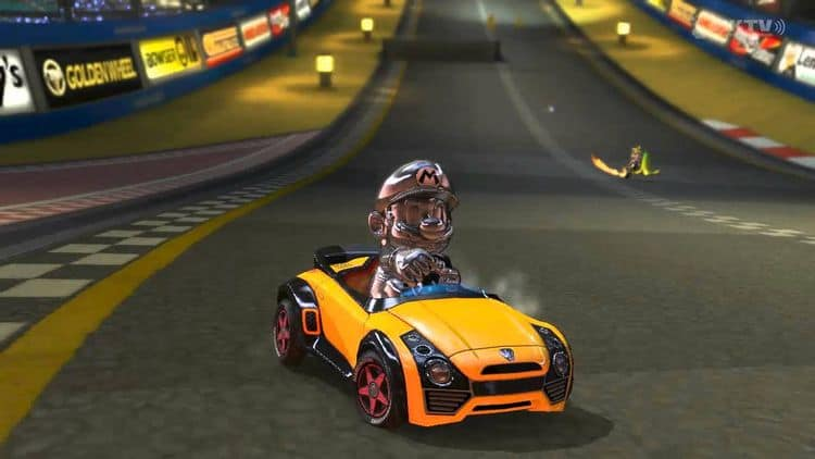 Best Car in Mario Kart 8 Deluxe - Sports Coupe